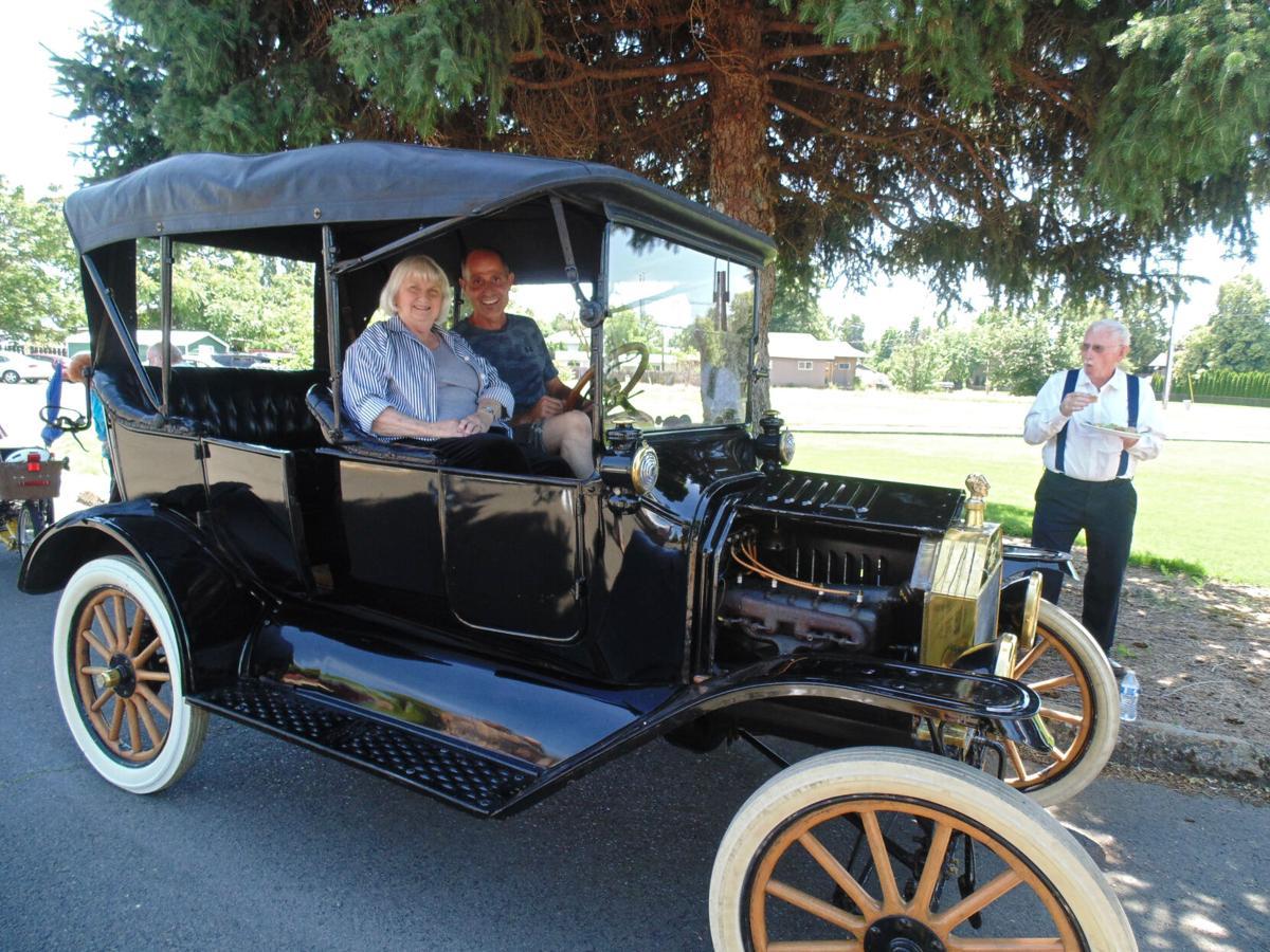 Quail Run's Model T