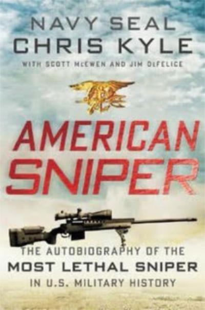 """American Sniper"" by Scott McEwen"