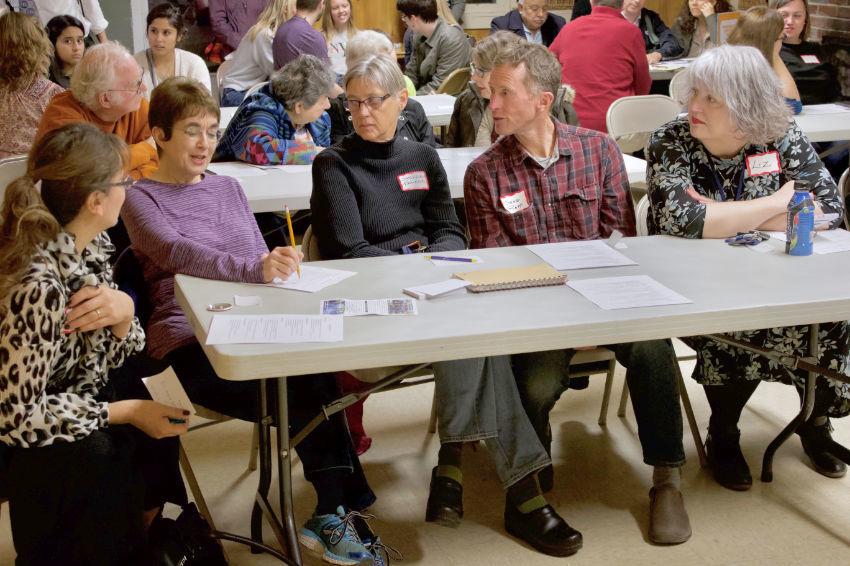 Neighborhood engagement - community members