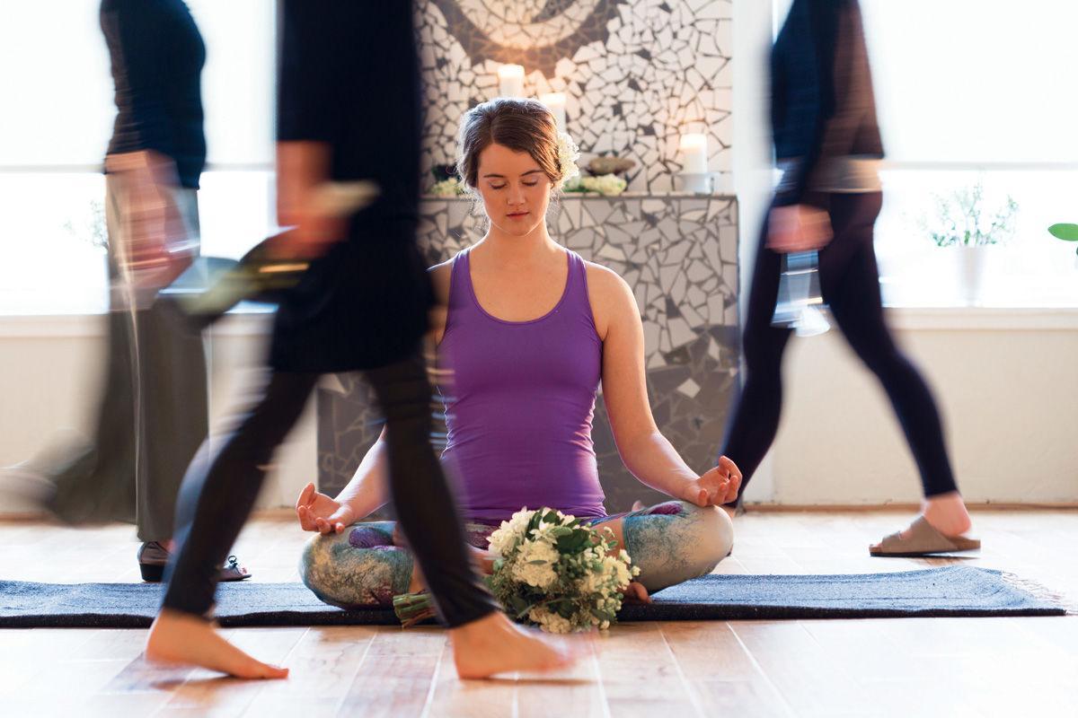 Yoga for Brides