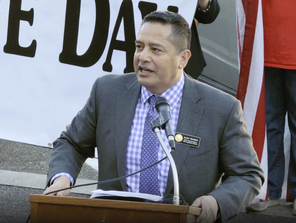 Washington state Rep. Alex Ybarra