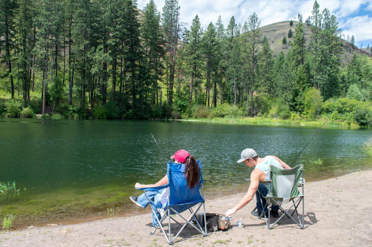 Changes in store for Tucannon Lakes