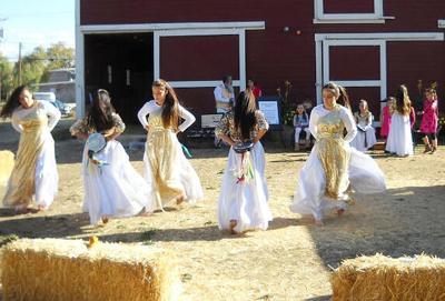 Frazier Farmstead Ramah Dancers