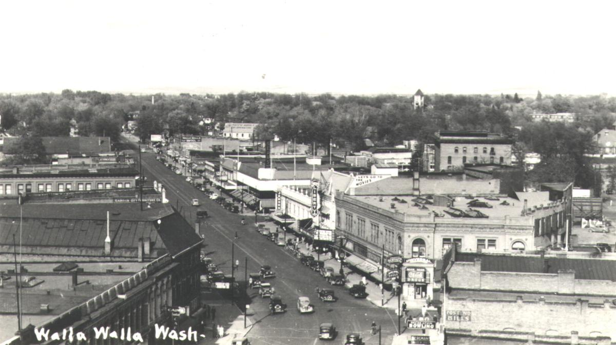 Downtown Walla Walla Historic District recommended for National Register listing