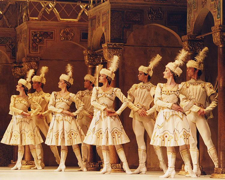 Mixed Ballet Program