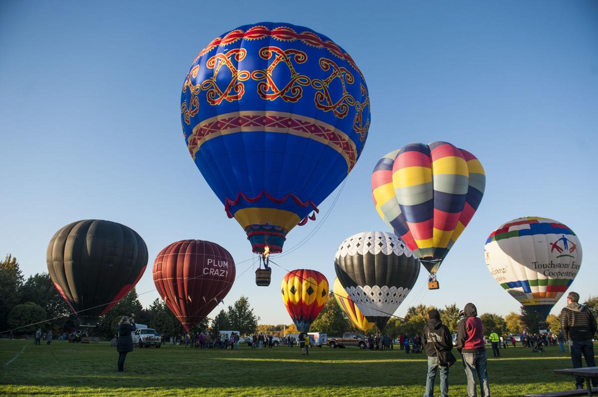 Walla Walla Balloon Stampede