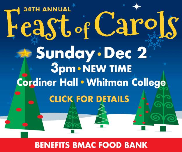 2018 Feast of Carols
