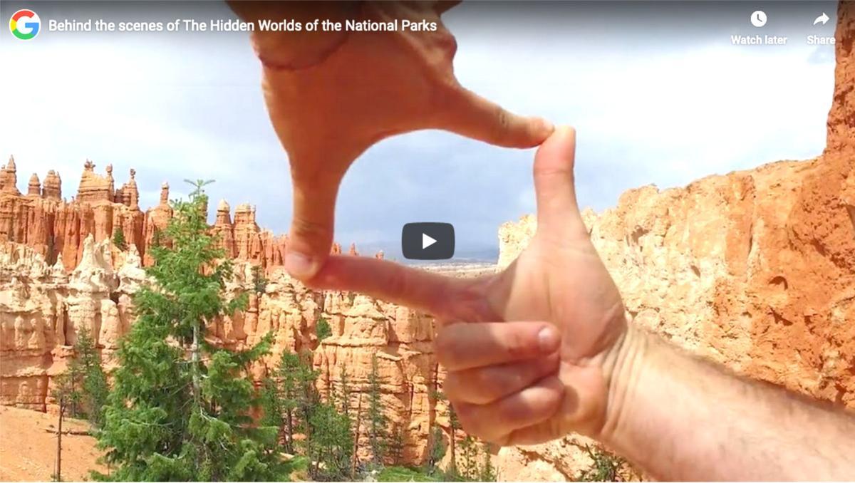Online national parks tours