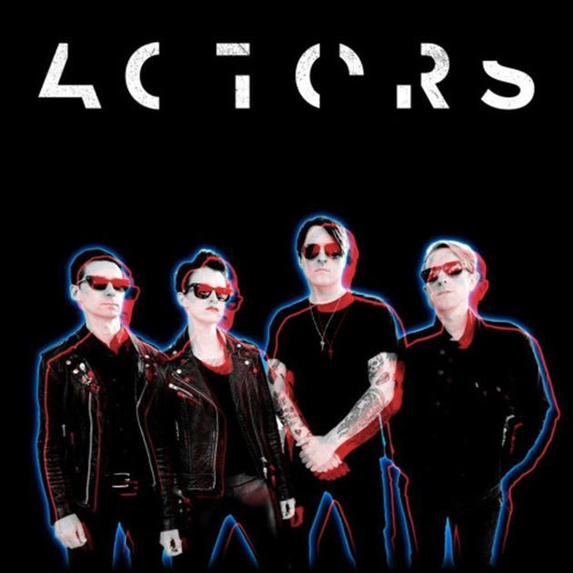 Post-punk vibe sets tone for ACTORS concert March 27