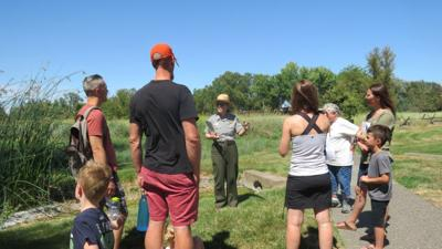Whitman Mission ranger programs