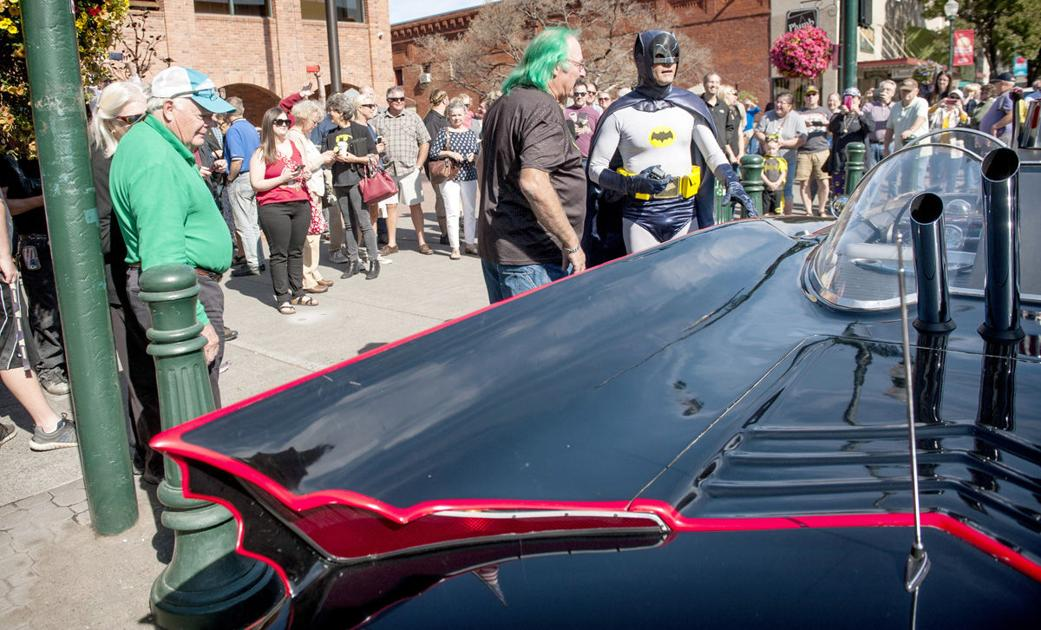Adam West Day swoops back into Walla Walla