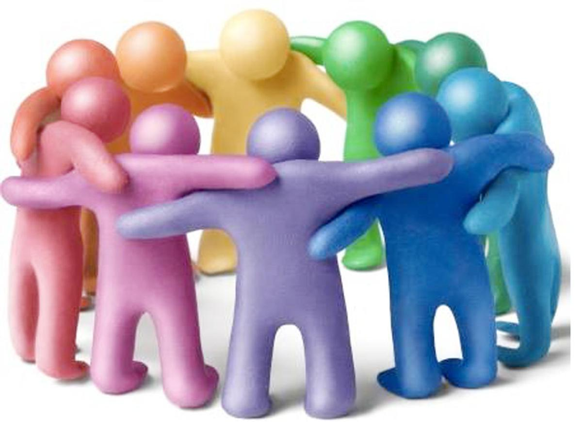 The Compassionate Friends huddle.jpg
