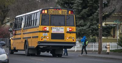 Walla Walla school bus