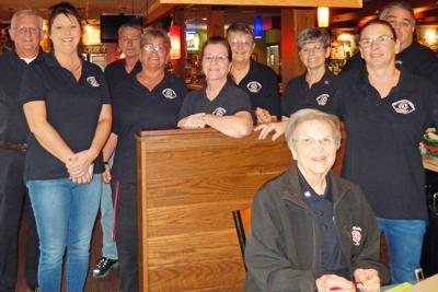 Fire District 4 Auxiliary's flapjack fundraiser a success