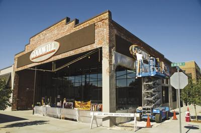 Goodwill 2012 renovation in Walla Walla