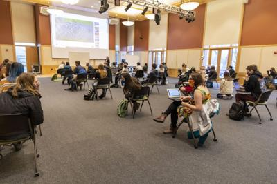 Whitman students return after pandemic