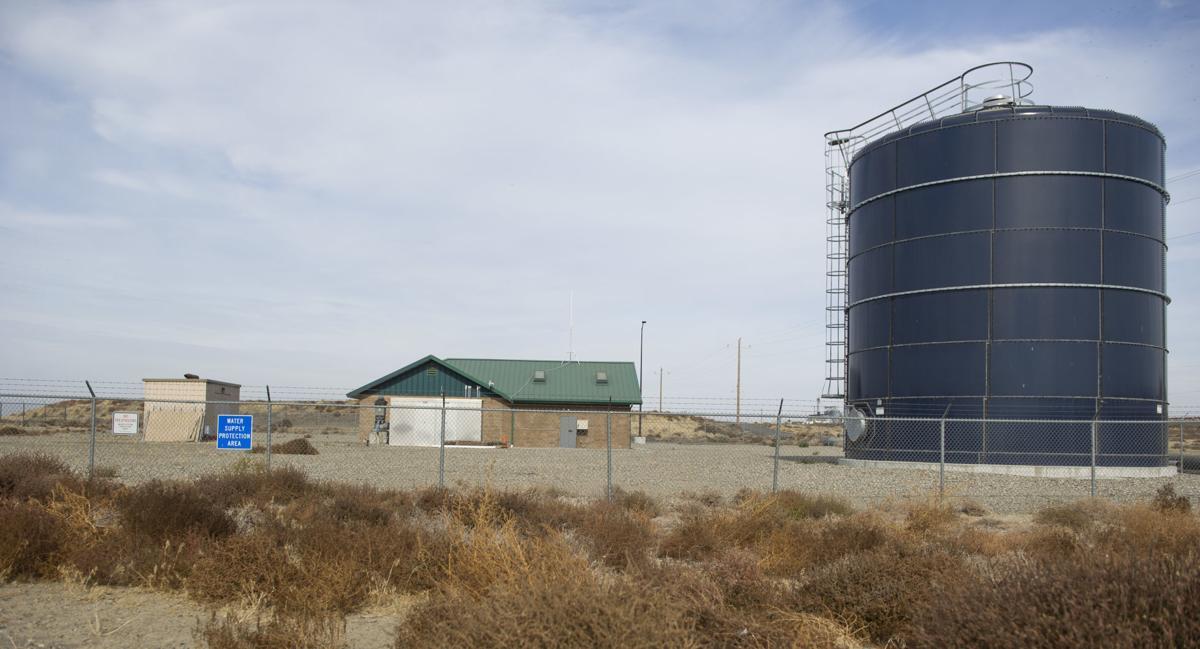 Wallula Dodd water system 2