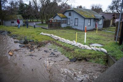 Waitsburg flooding