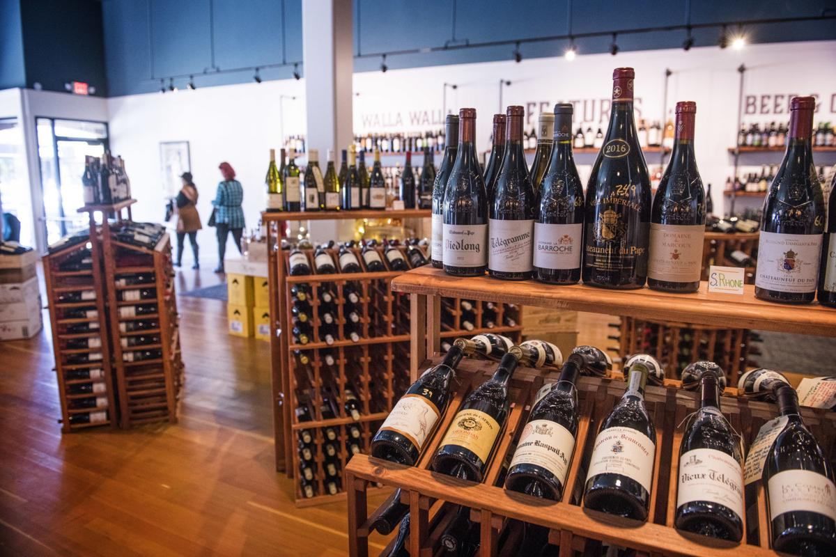 Foreign wines