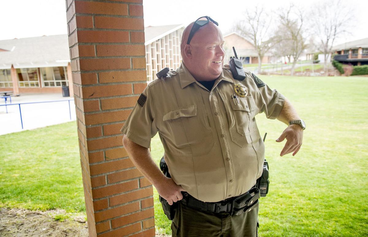 Deputy Ian Edwards