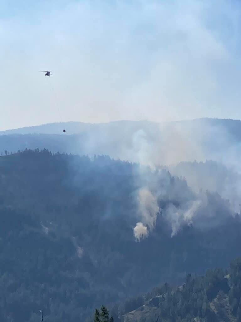 Green Ridge Fire