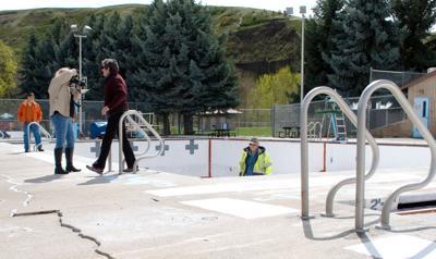 Dayton city pool