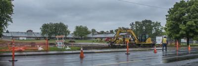 Pioneer Middle School excavation