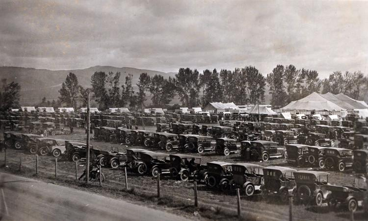1919 Tractor Show