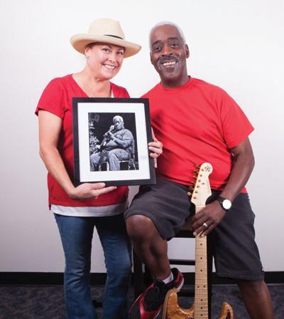 Gary and Erica Winston