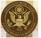 U.S. District Court of Eastern Washington logo
