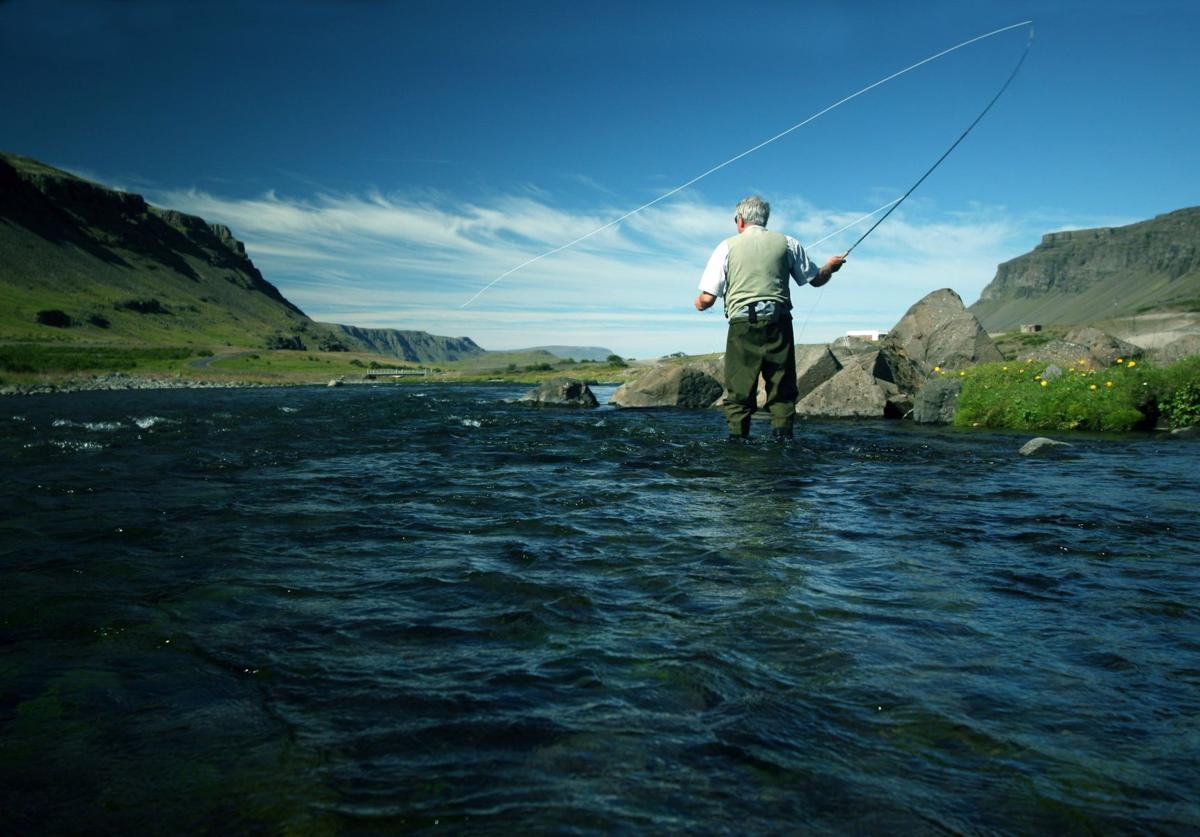 EXPLORE Fly Fishing with Andrew Bassler