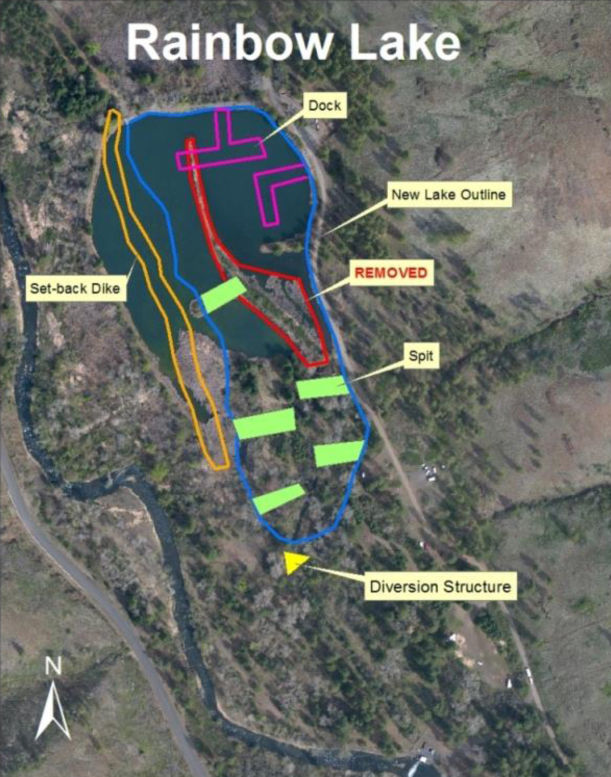 Improvements Planned For Tucannon Lakes Will Benefit