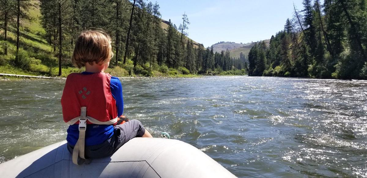 On the Grande Ronde River