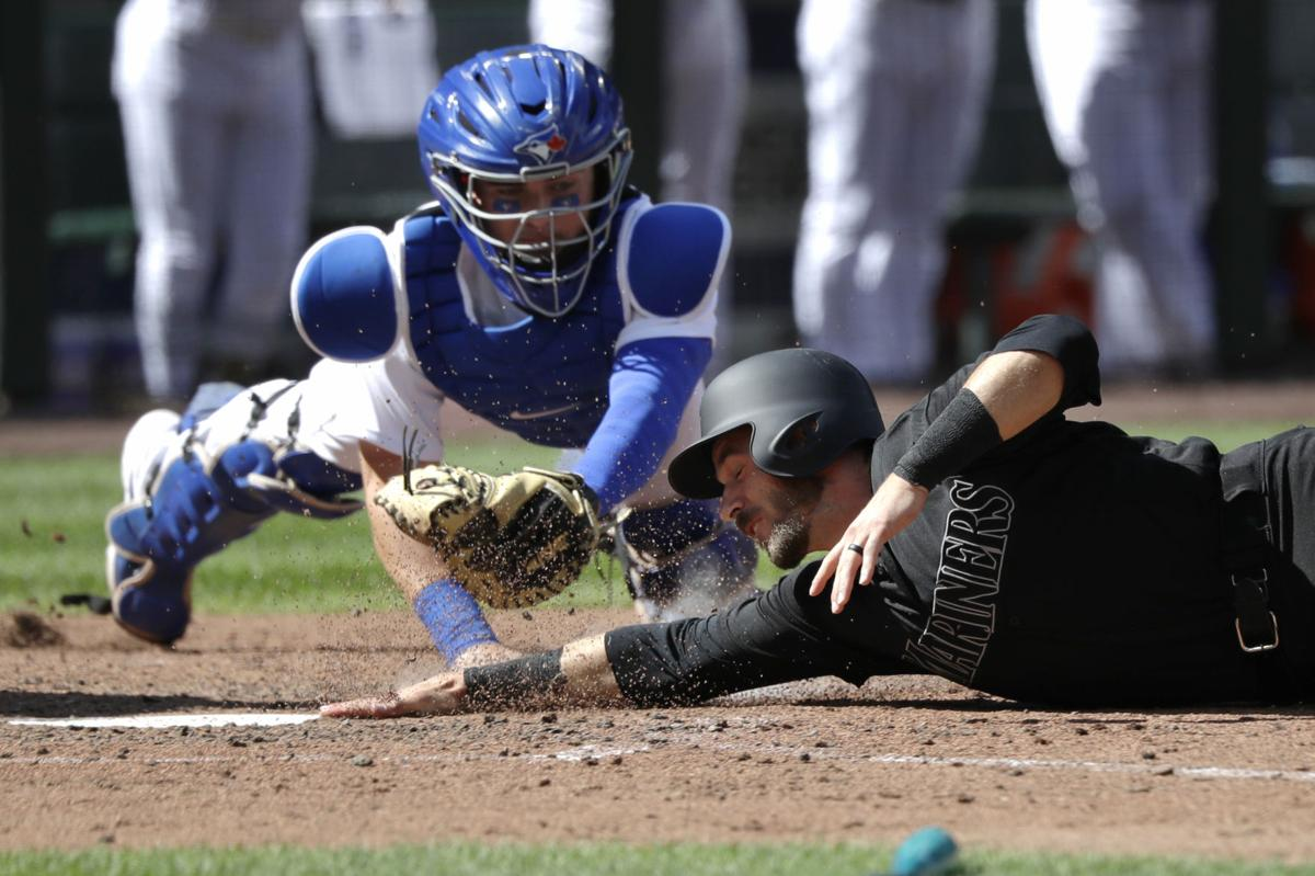 Blue Jays Mariners Baseball