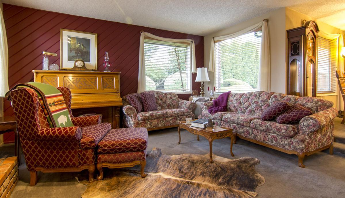 Alexander Home: living room
