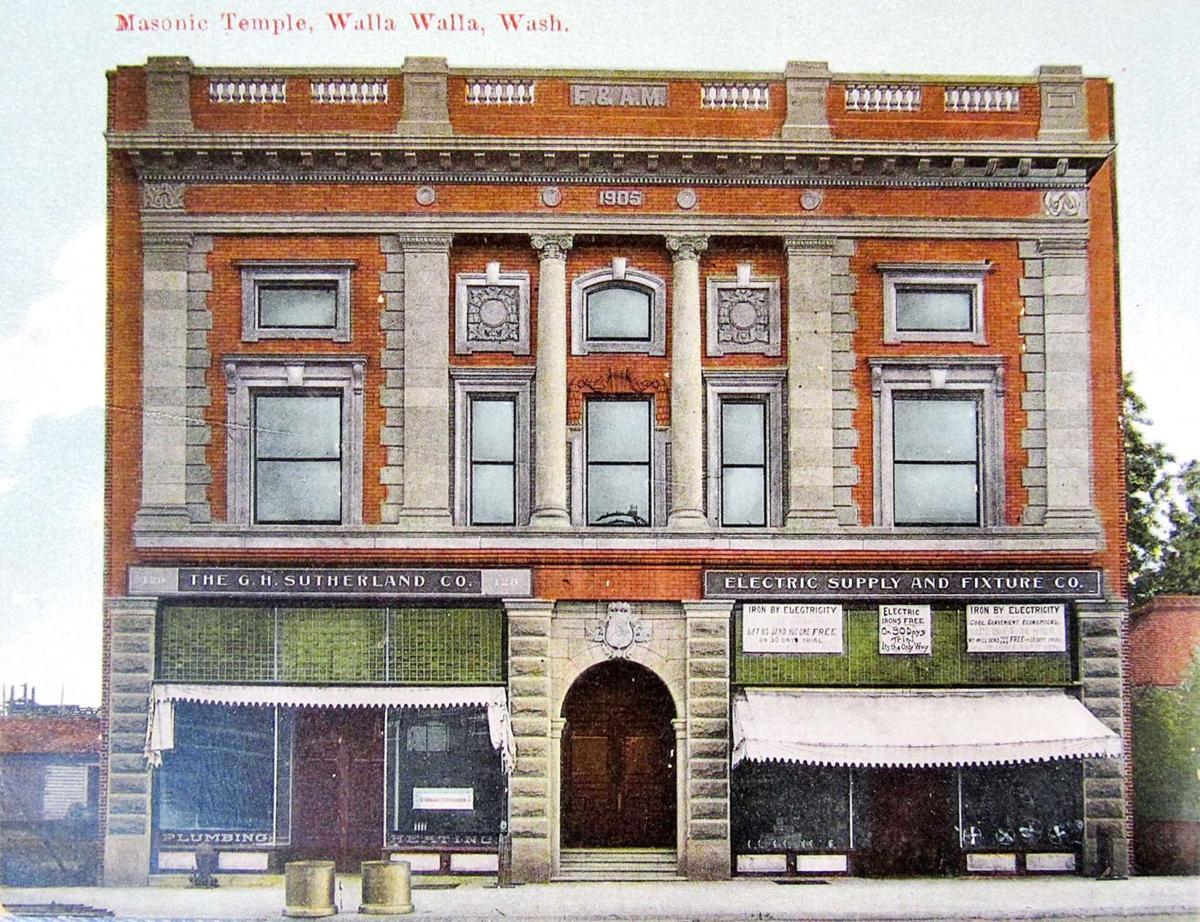 Masonic Lodge's 150th anniversary celebration Monday