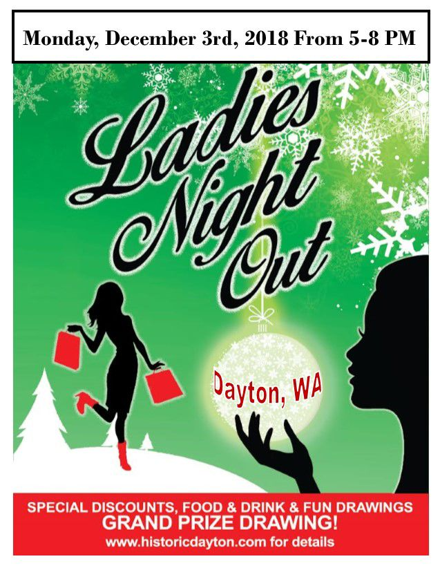 Ladies Night Out - Dayton WA