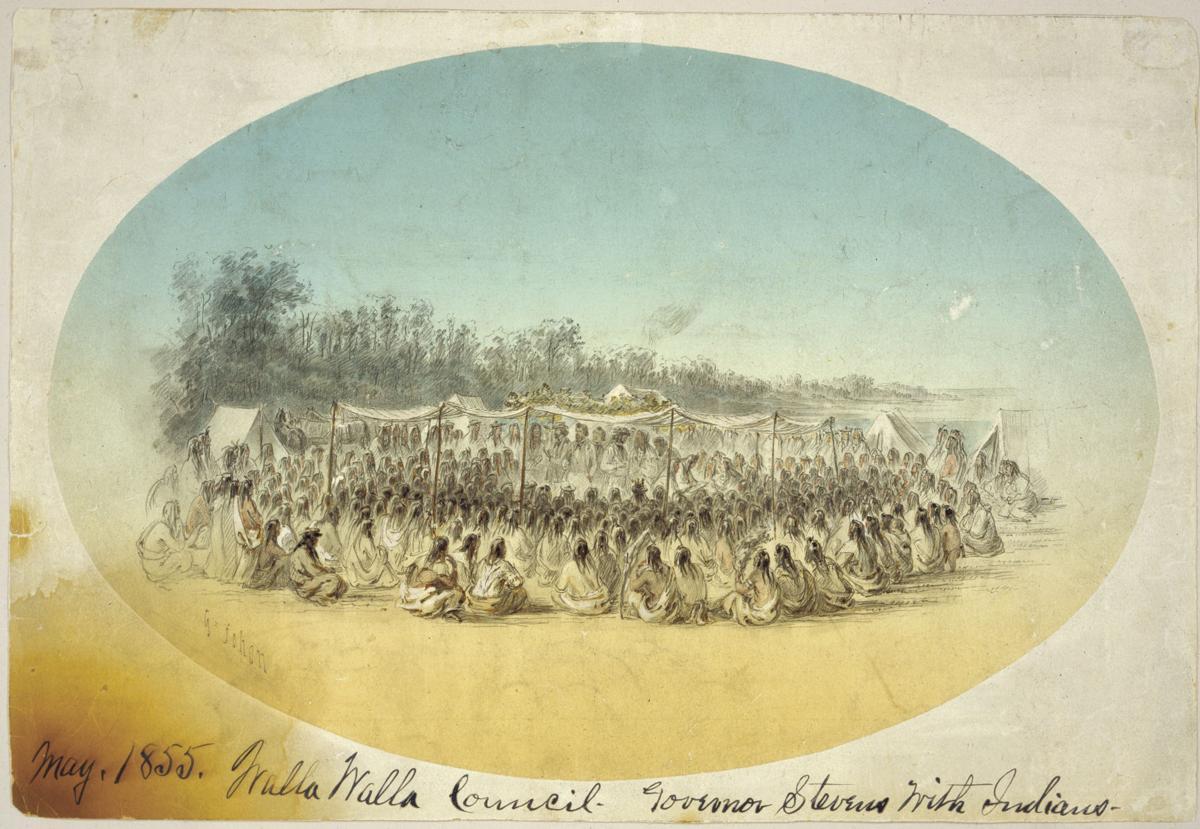 1855 treaty