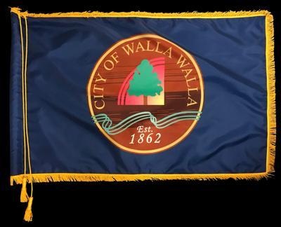 Walla Walla's flag