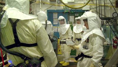 Radiological Control Technicians