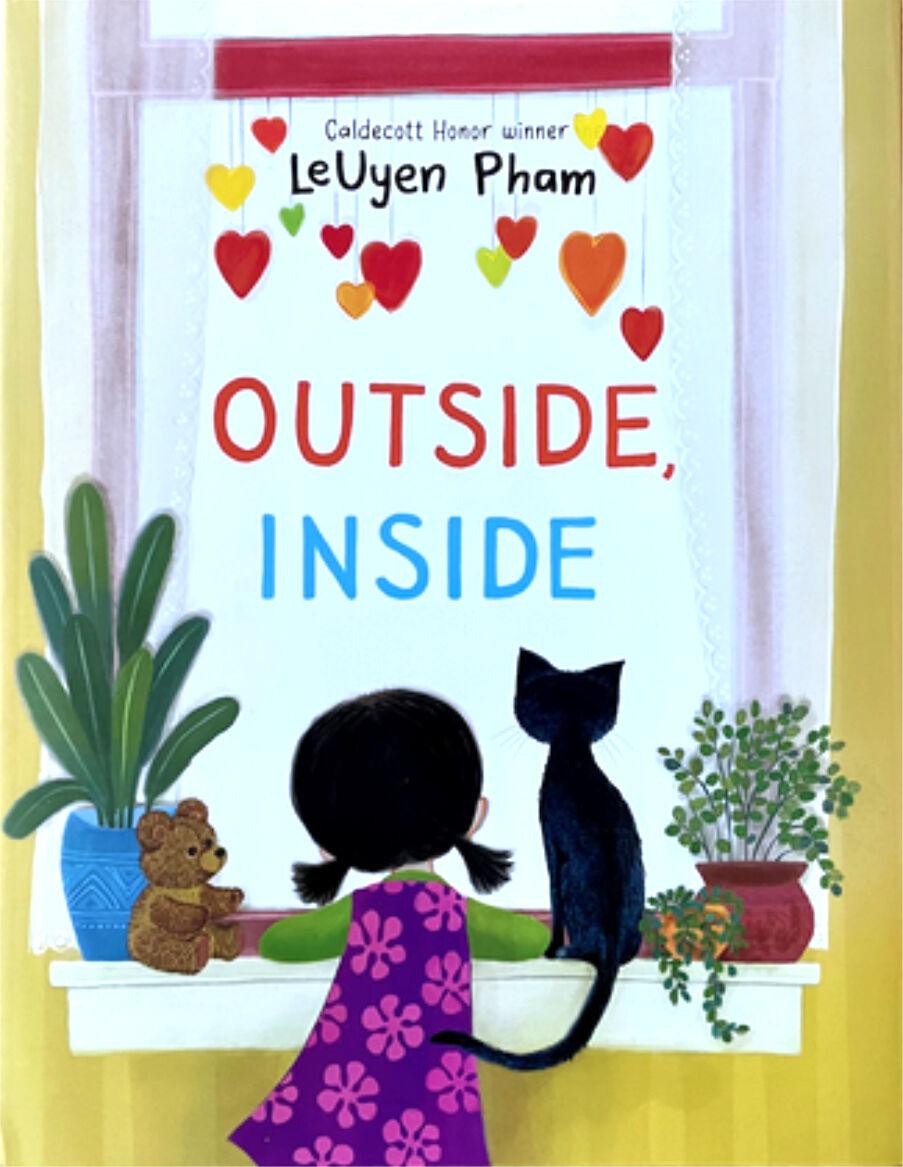 """""""Outside, Inside,"""" by LeUyen Pham"""