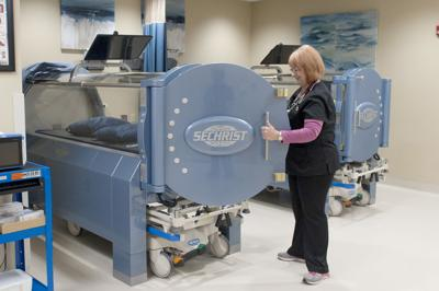 Daily highlight: Hyperbaric chamber | Health & Fitness | union