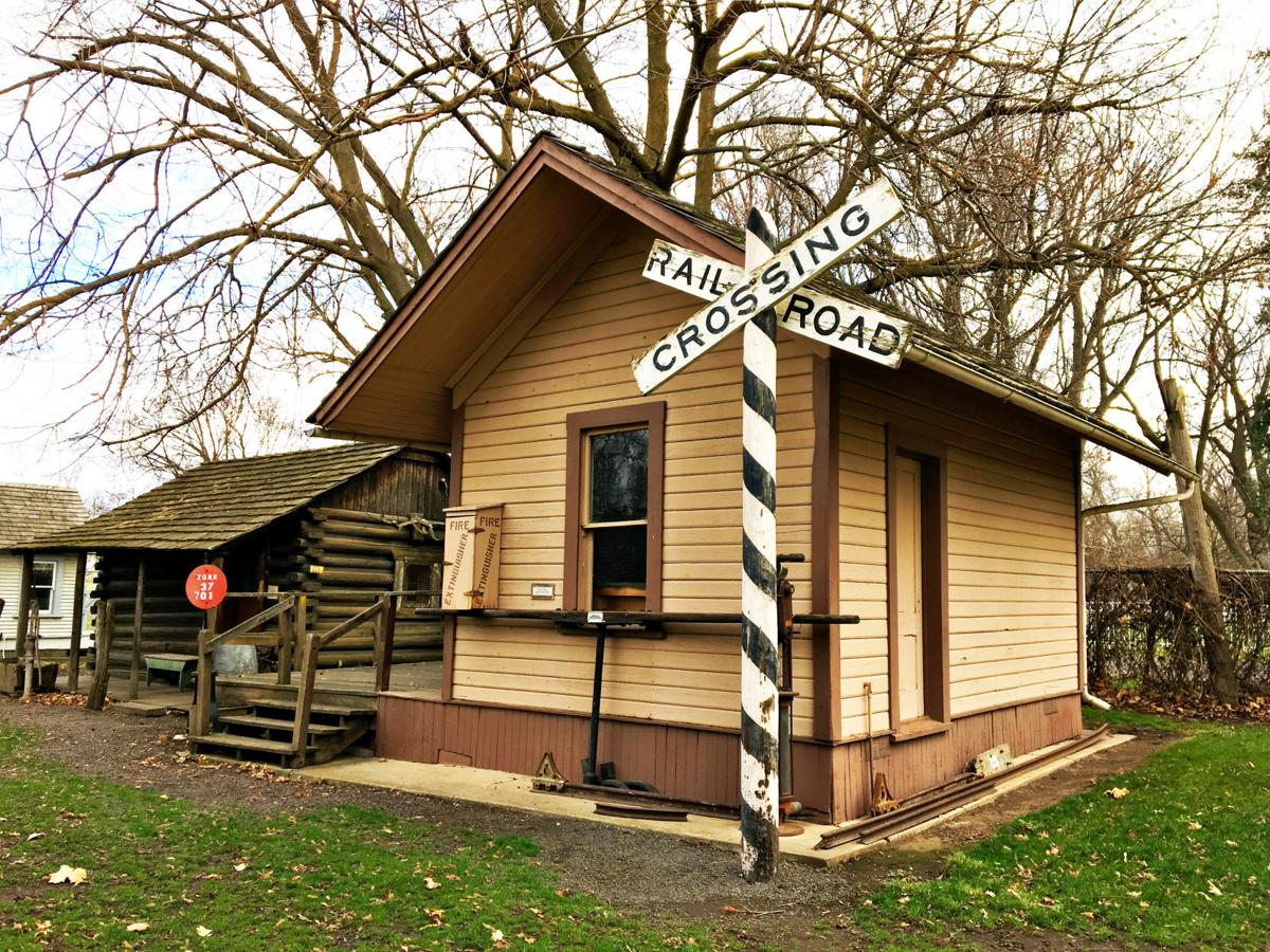 Norther Pacific Babcock Railroad Depot
