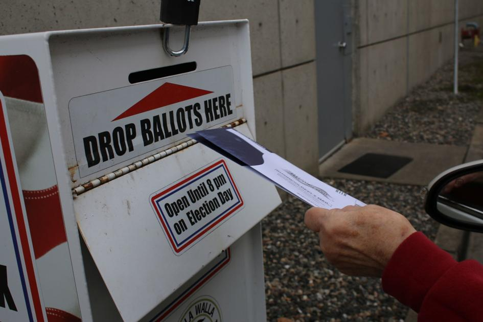Washington's presidential primary ballots go out today