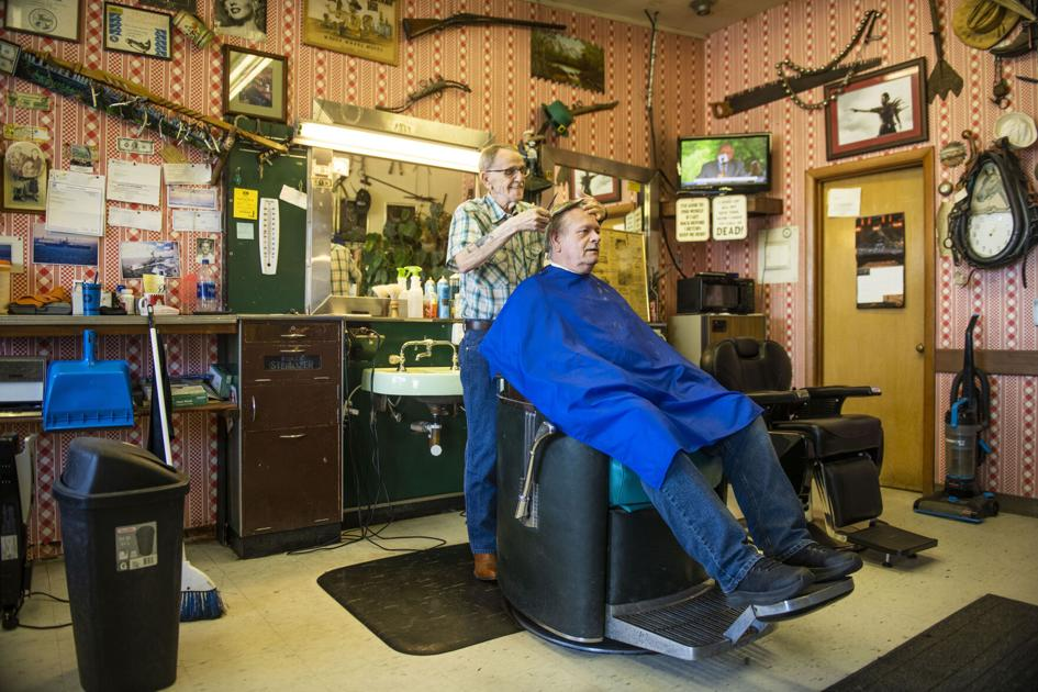 Plaza Way series: Barber forges beyond COVID, roundabout construction