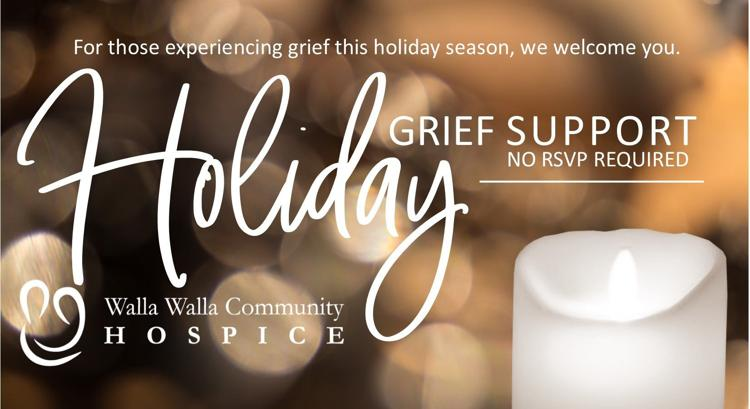 Holiday Grief Event Photo