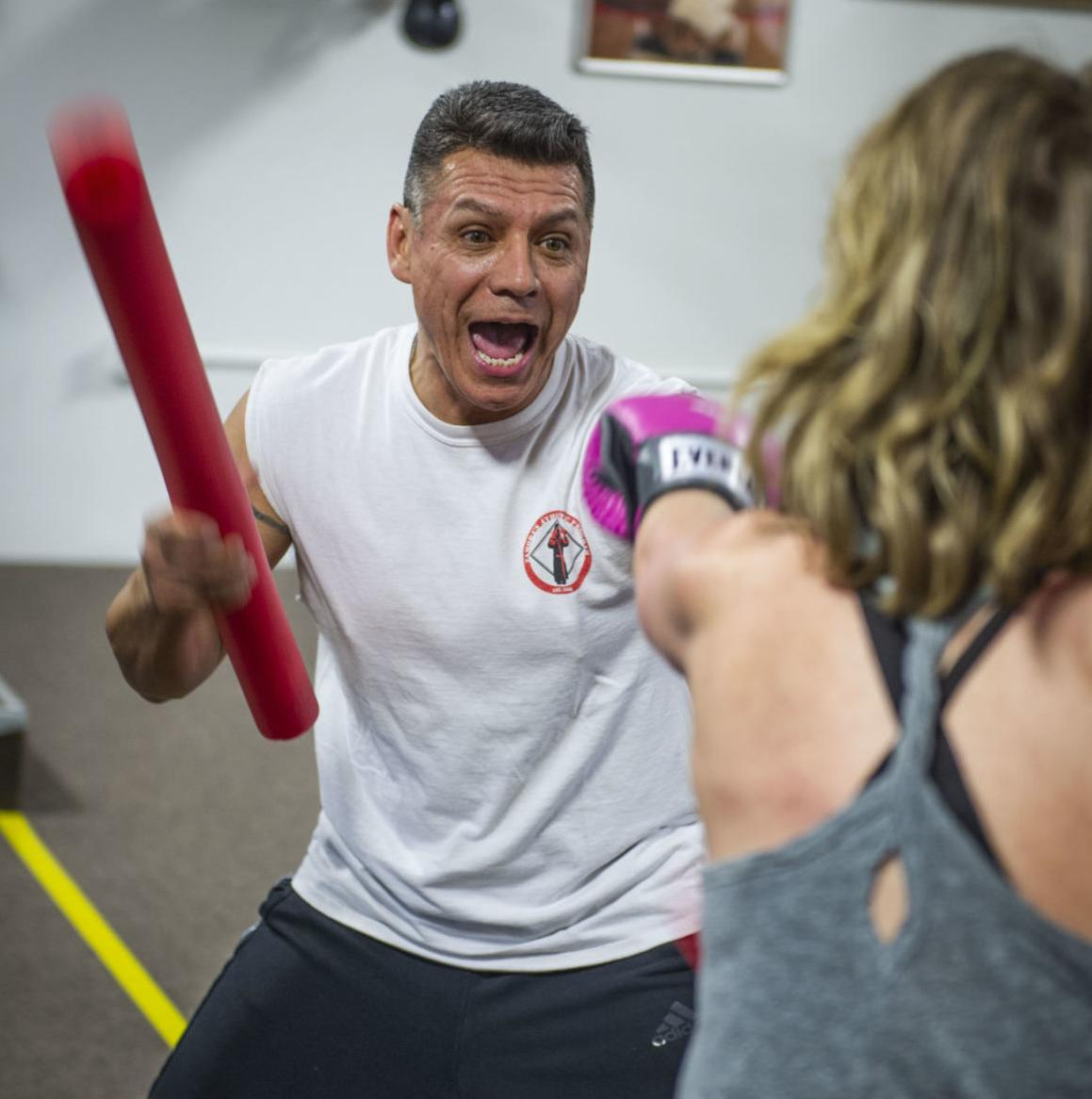 Boxing for love 1