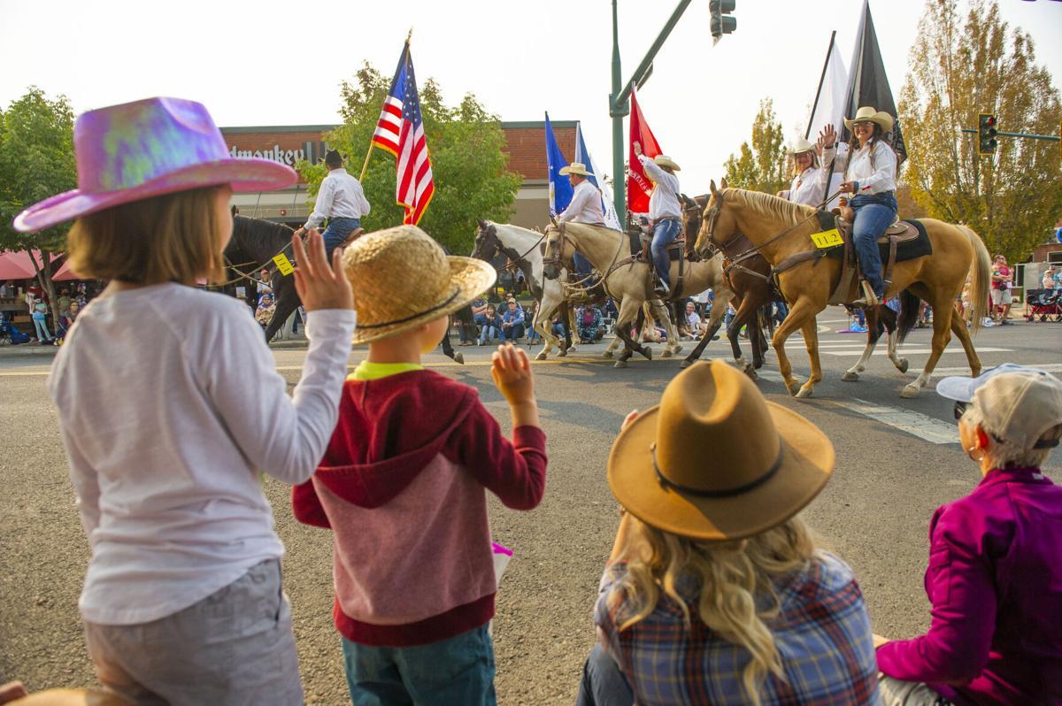 2021 Walla Walla Fair and Frontier Days Parade