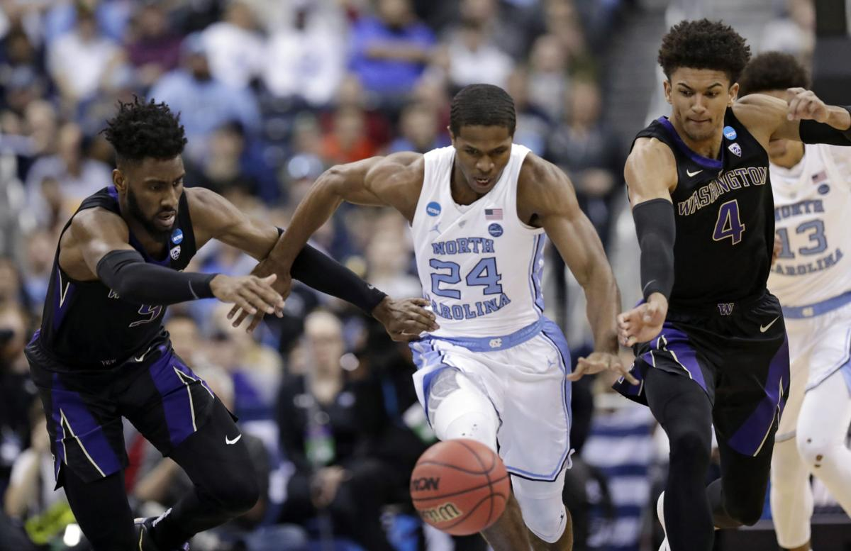 5cfd4b581cf Tar Heels oust Huskies in round of 32 | Sports | union-bulletin.com