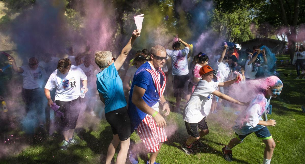 Color me freedom run